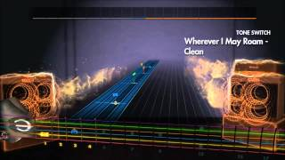 Wherever I May Roam -Lead- Rocksmith 2014 Custom