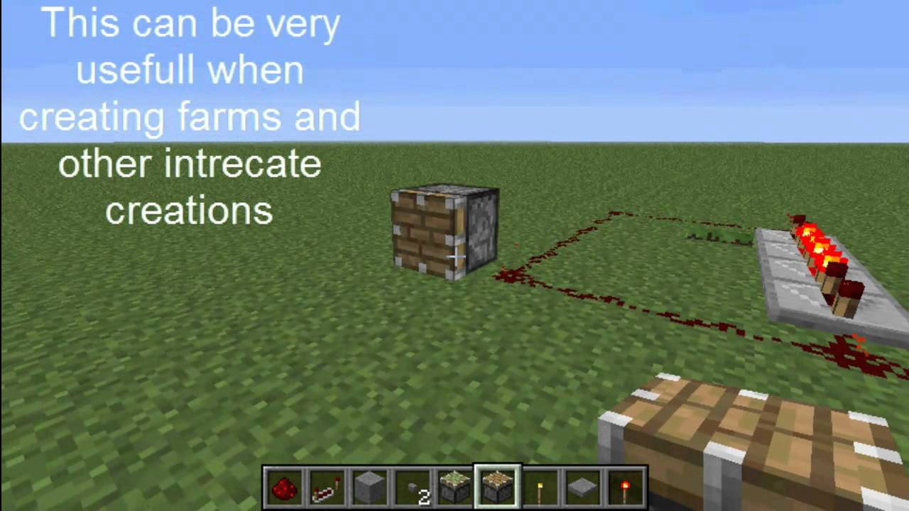 Minecraft Tutorial How To Make A Recurring Never Ending Redstone Commands Pulse Only Circuit Current