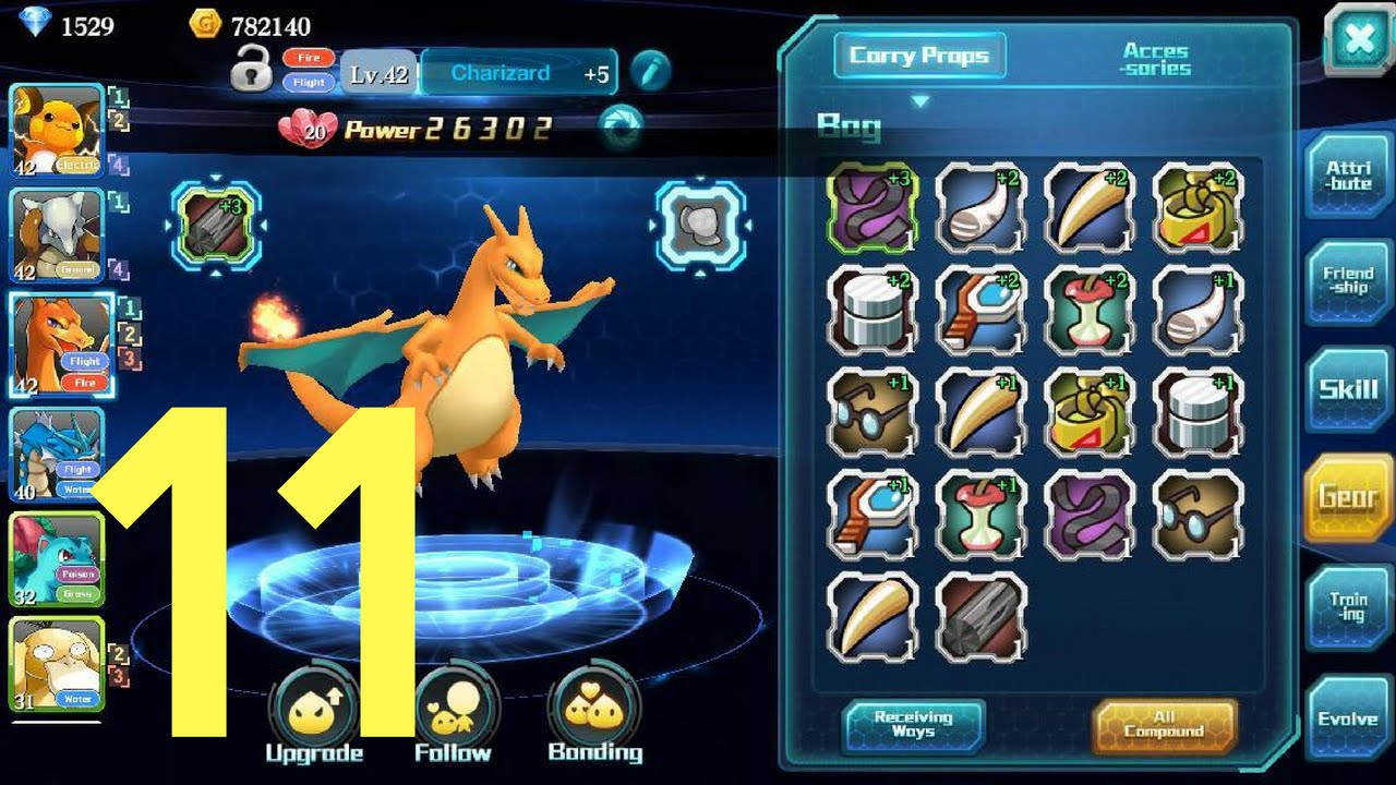 how to play pokeland legends