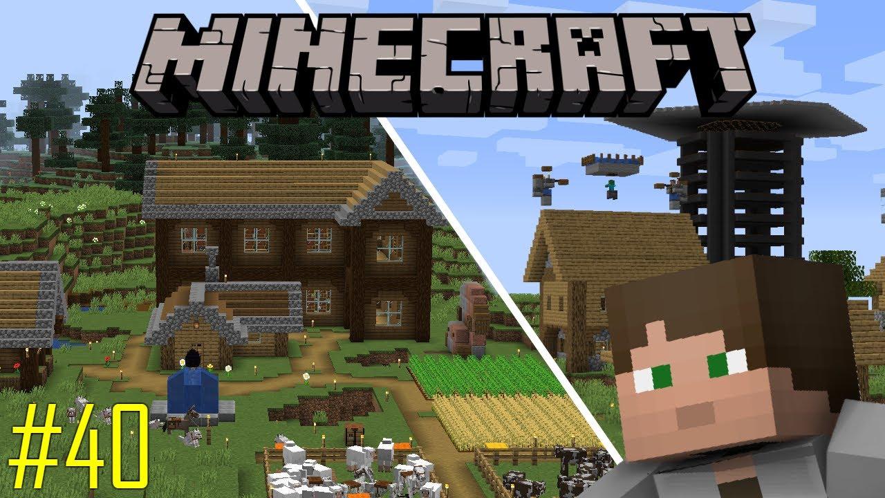 OGLED SVETA IN SELITEV | Minecraft Survival #40