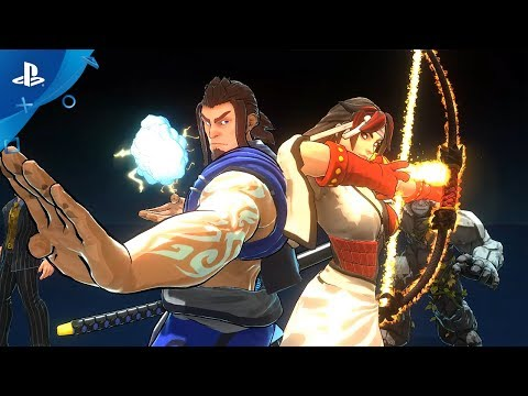 Fantasy Strike – Gameplay Trailer | PS4