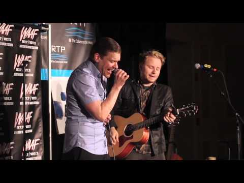 "Shinedown performs ""I'll Follow You"" for WAAF"