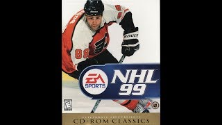 LIVE NHL 99 on Windows 10 PC WORKING