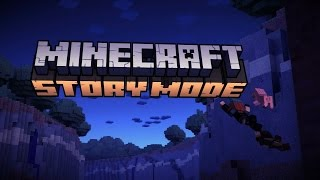 Minecraft Story Mode Episode 1 Full Walkthrough: The Order of the Stone - No Commentary