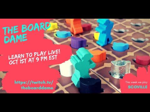 Learn To Play Live! Scoville!