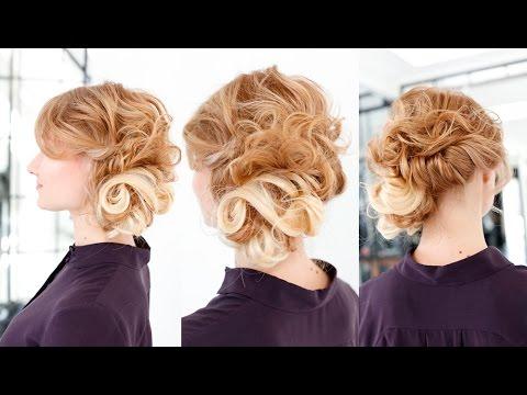Wedding hairstyle tutorial with hair extensions youtube wedding hairstyle tutorial with hair extensions pmusecretfo Choice Image