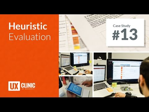 UX Clinic Season02 Episode 13 — Sales Caddy — Heuristic Evaluation