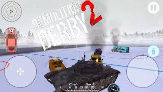 Demolition Derby 2 -Tank Demolitions | Android Games 2018 Gameplay | Droidnation