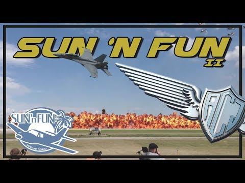 Sun' N Fun 2018 - Parte 2   Aeroclube de Jundiaí