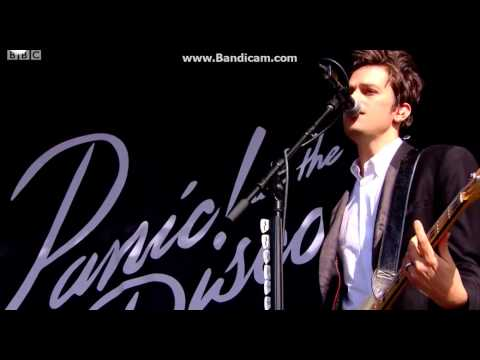 Vegas Lights - Panic! At The Disco - Reading Festival 2015