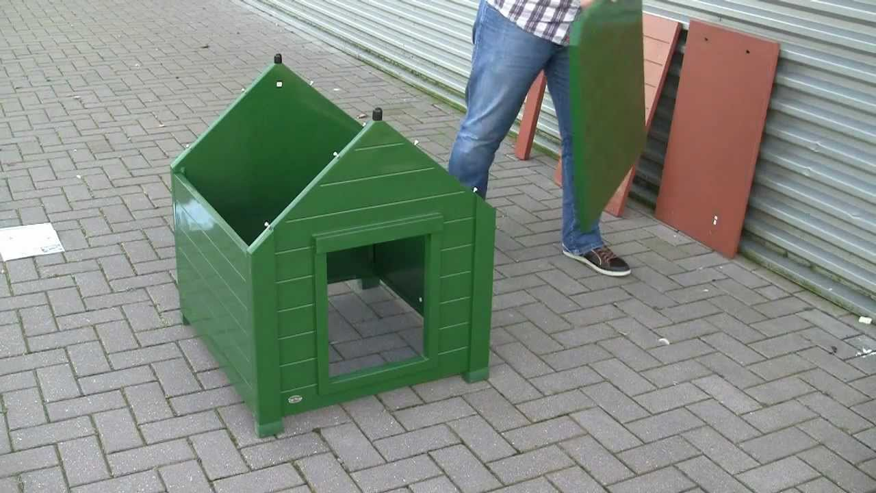 Dog house youtube - Buiten image outs ...