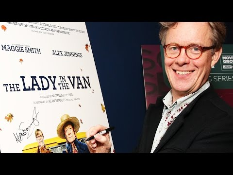 'The Lady in the Van's' Alex Jennings on Maggie Smith: 'She Makes You Want to Be Better'