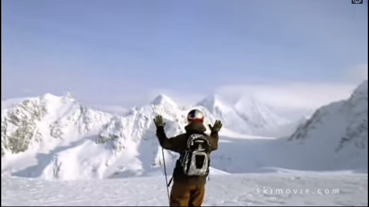 """Download Shane McConkey """"IN DEEP, the skiing experience"""""""