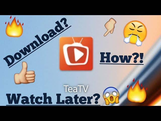 Download Movies On Teatv Download And Watch Later Showbox Alternative Youtube