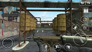 Call Of Modern Warfare : Secret Agent FPS Android Gameplay