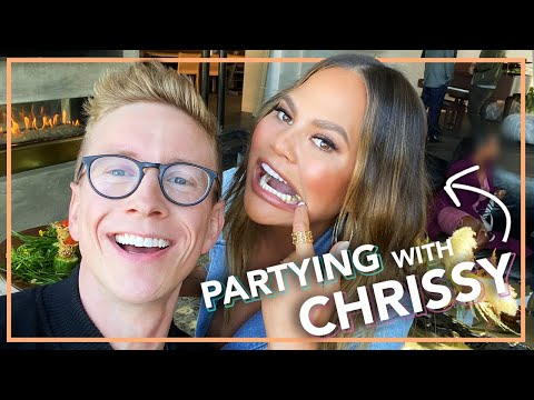 What REALLY Happened At Chrissy Teigen's Hulu Reality Show Party