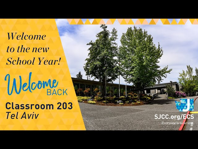 SJCCtv: Room 203 - Welcome ECS Students