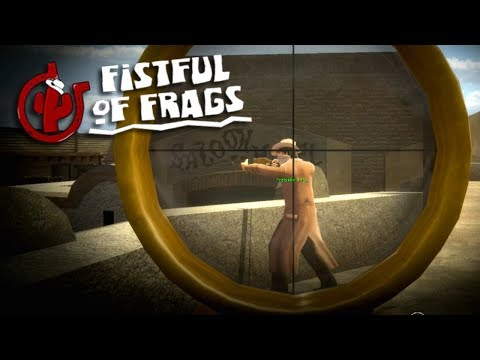 Fistful Of Frags - GUNGAME DO FAROESTE E LIKE !!