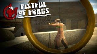 Fistful Of Frags - GUNGAME DO FAROESTE E LIKE !!