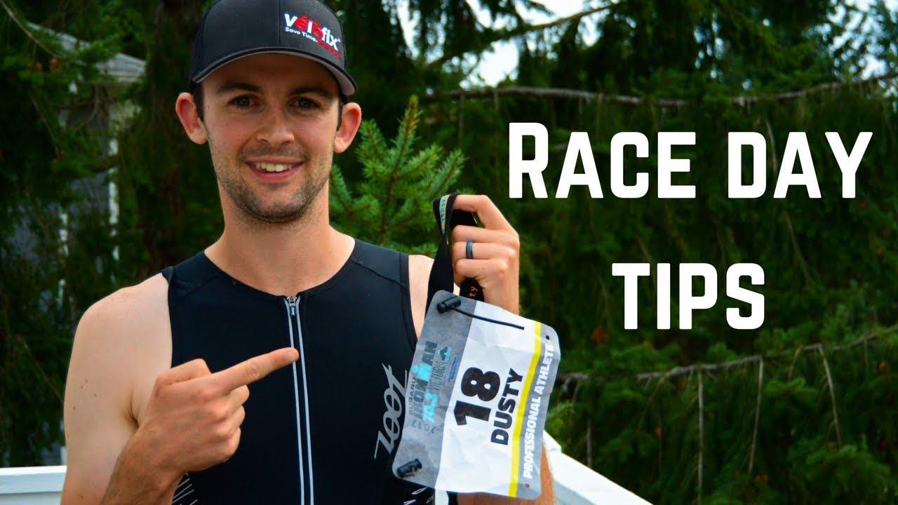 How to race wear bib belt photo