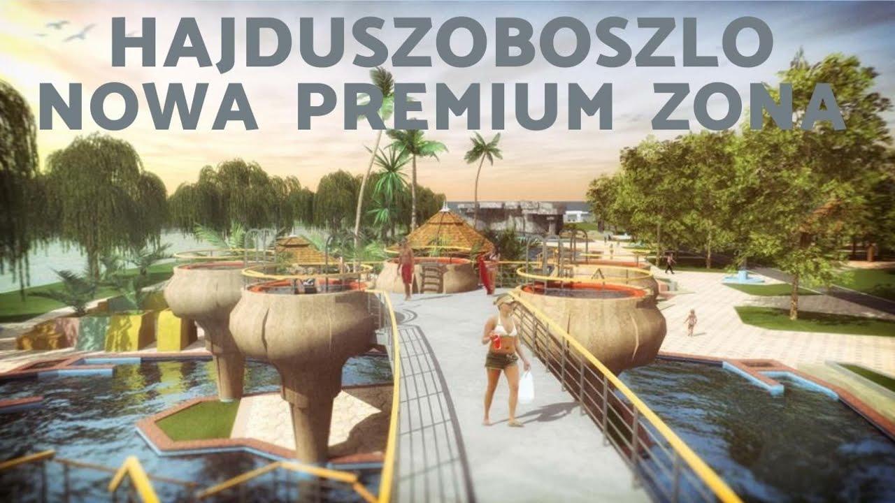 Hajduszoboszlo Nowe Baseny - Premium Zona. Baseny Termalne Węgry, Termy i Spa