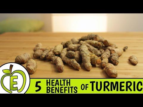 Top 5 Health Benefits of Turmeric