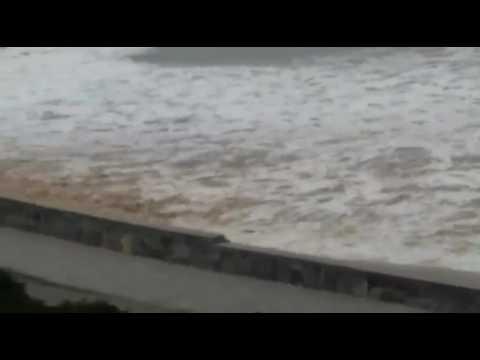 Huaico en Punta Hermosa
