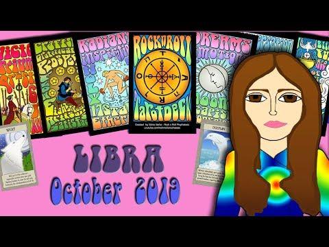 LIBRA OCTOBER 2019 Birthday Magic! Tarot Psychic Reading Forecast Predictions