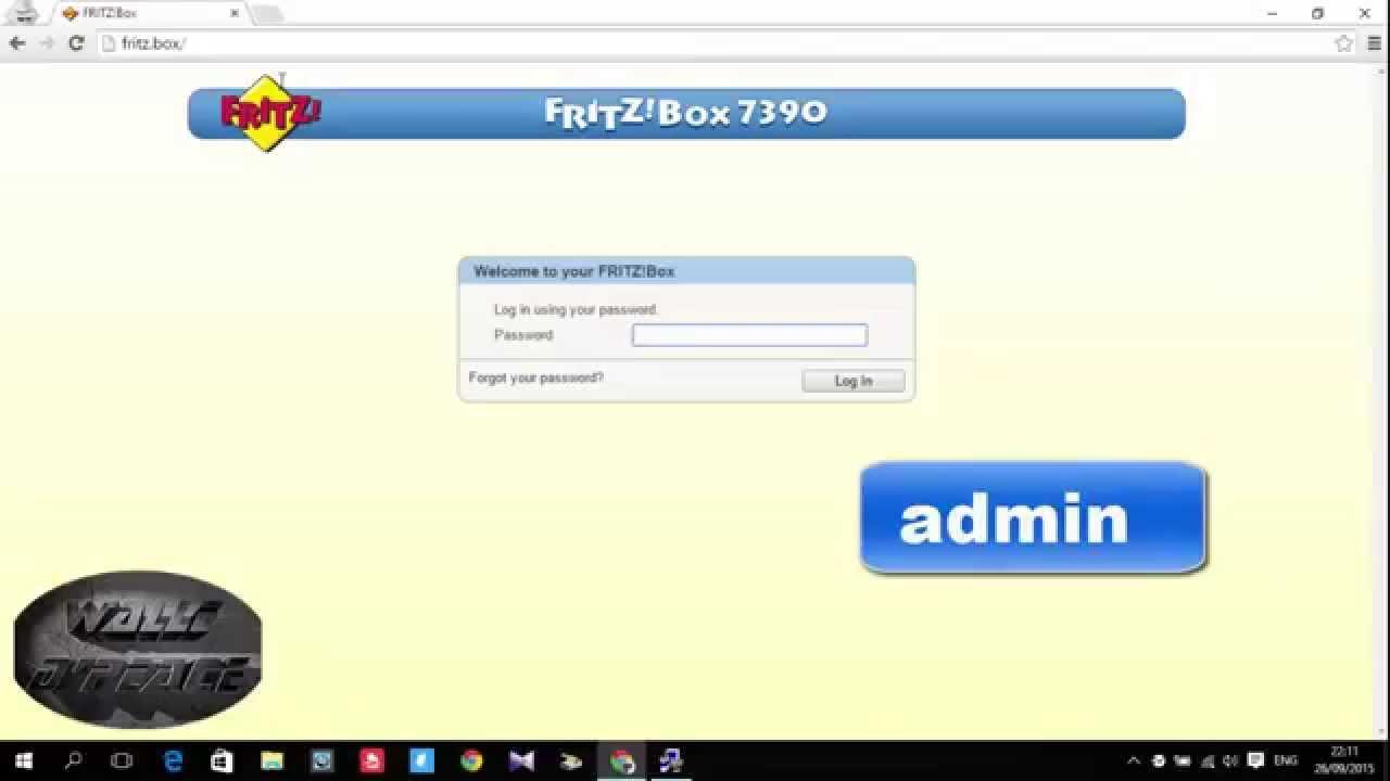 Block Unwanted Websites in fritz.box/