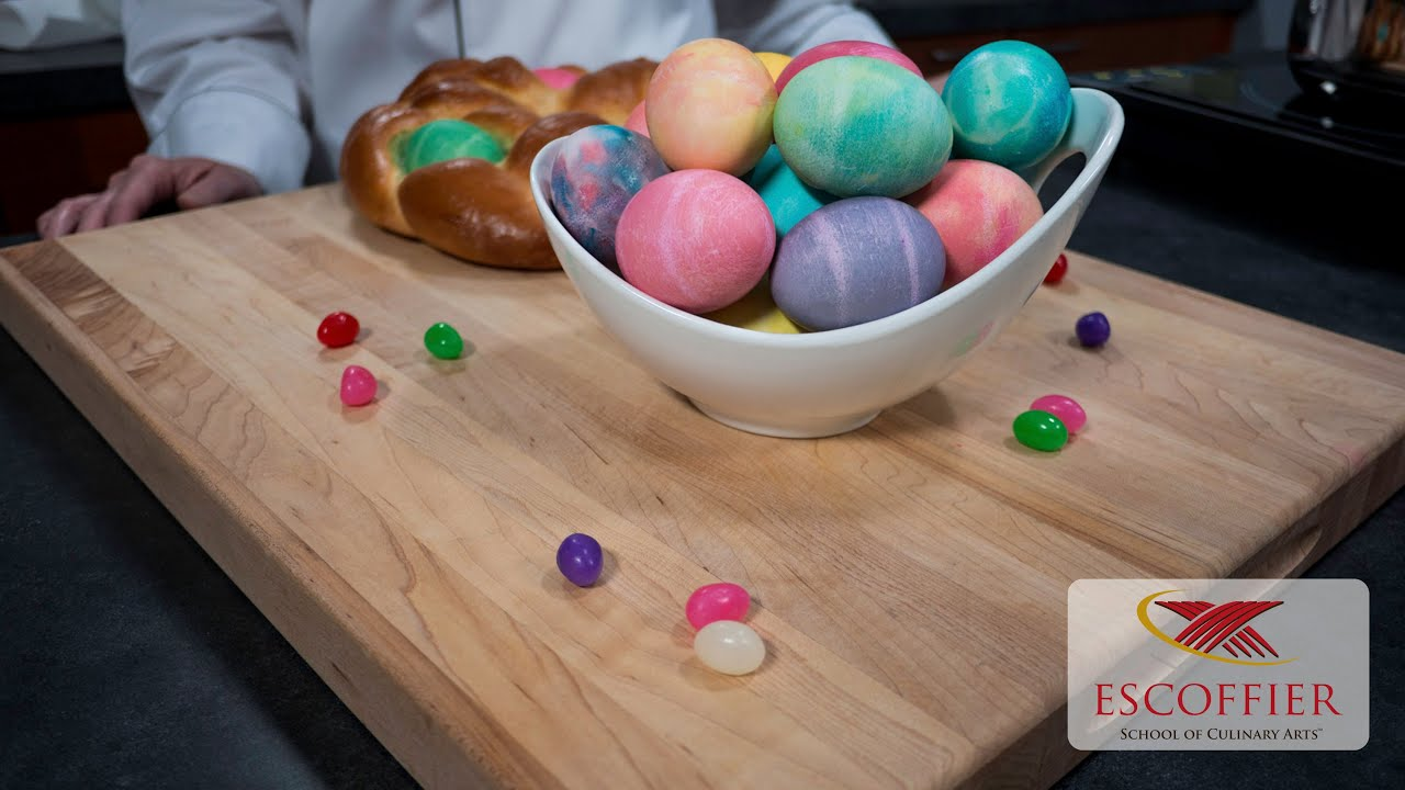 Using The Color Wheel When Decorating Easter Eggs Youtube