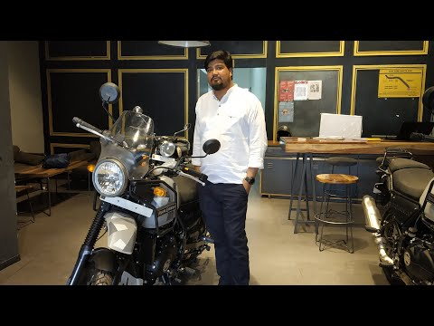 2019 New Royal Enfield Himalayan Reason Behind Foreign People Buying Around The World And More