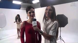 Jessica Duarte Miss Trujillo en su primera sesión de fotos - Miss Venezuela 2015