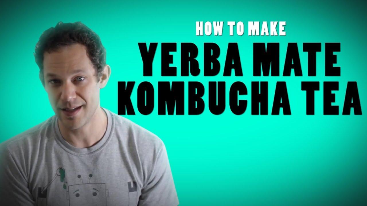 How to brew yerba mate loose tea