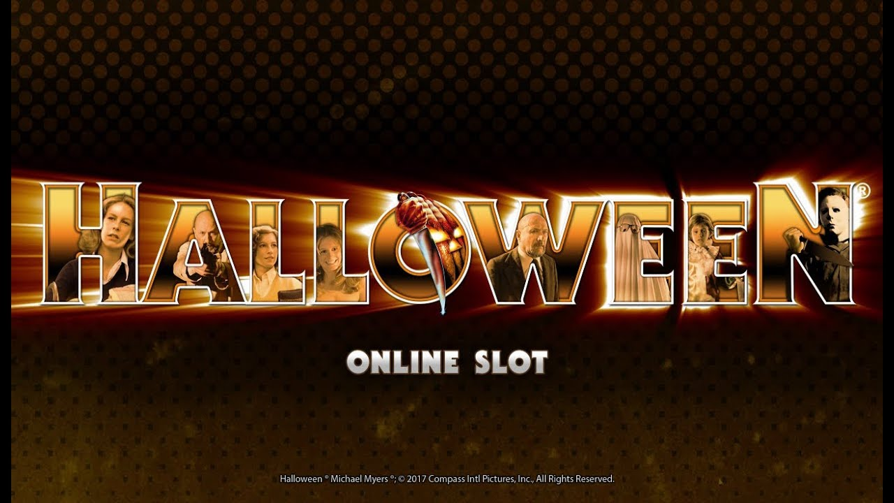 halloween® online slot promo - youtube