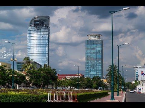 Phnom Penh city Cambodia | Amazing places in Cambodia | Top beautiful places in Cambodia