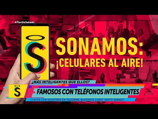 INFO CELULARES AL AIRE - SANTO SABADO 17-10-20