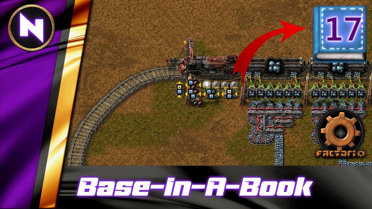 Download Many-To-Many Train Network   #17   Factorio Lets Play/Walkthrough/Guide