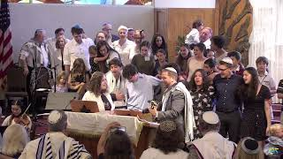 Rosh Hashanah Service Live! - Temple Beth Tikvah - 9/30/2019 -  Live Stream