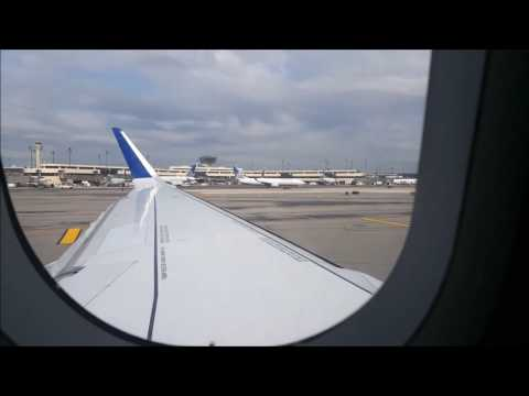 Jetblue A320 Newark, NJ - San Juan, PR Full Flight