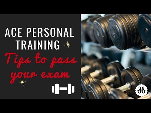 how-to-pass-the-ace-personal-training-exam-||-study-tips
