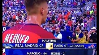 Real Madrid Vs PSG 1-3 FT All Goals 28/7/2016
