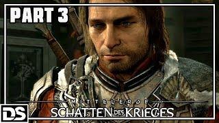 Mittelerde Schatten des Krieges Gameplay German #3 - Der Bestienbändiger (Let