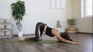 30 perces Hatha jóga gyakorlás – 2.szint