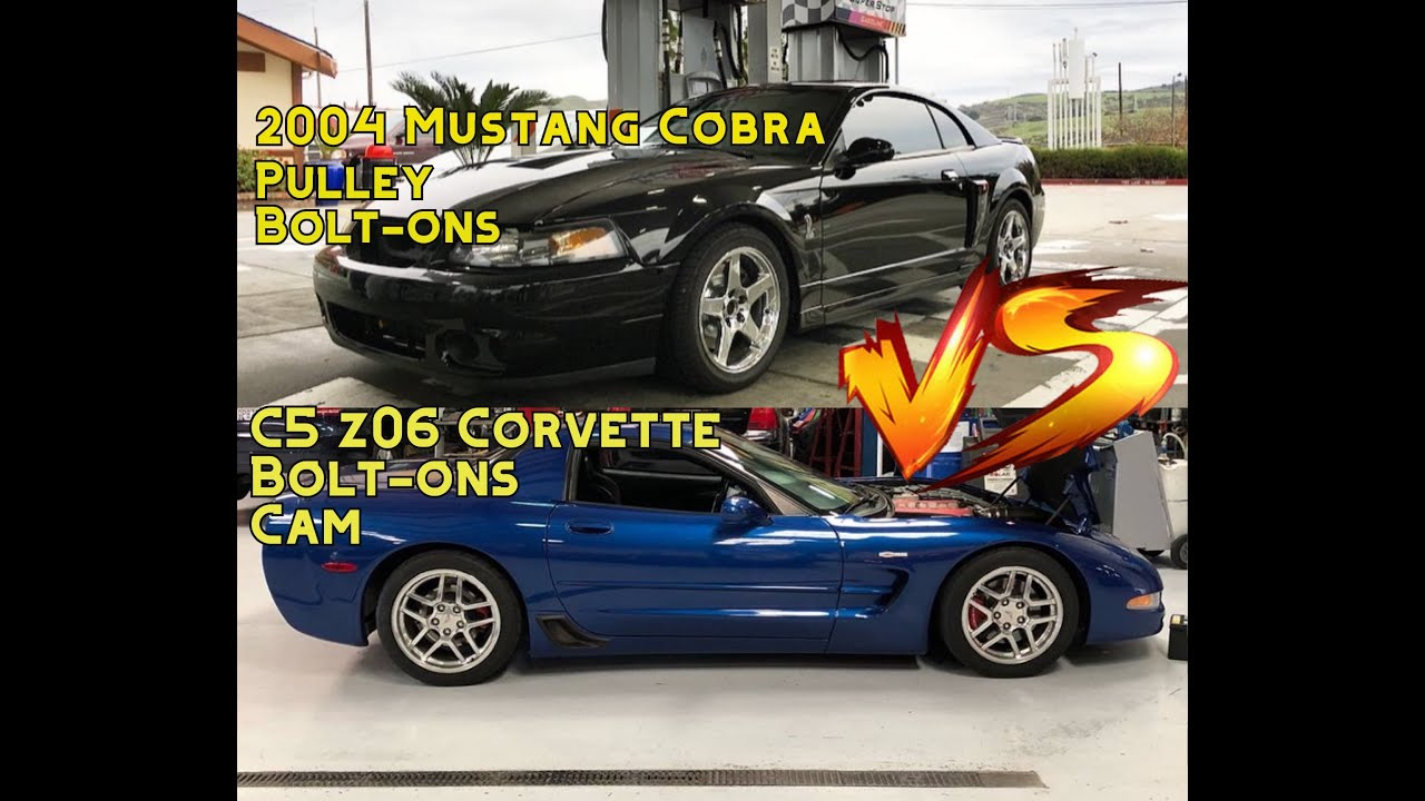 Terminator Cobra Or Z06
