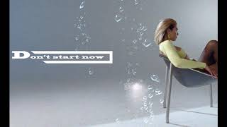 Dua Lipa - Don't Start Now (Extended Mix)