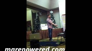 ViSalus Millionaire Jeremy Gilchrist in Portland Oregon