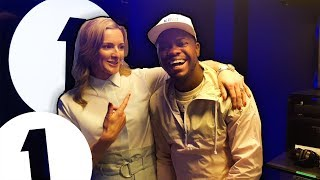 Sideman asks Gabby Logan about Jamaica's Chances in the 2018 Russia World Cup