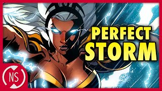 REAL Origin of STORM and Her Mohawk! (X-Men Week) || Comic Misconceptions || NerdSync