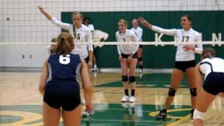Prep volleyball: Cedar Rapids Kennedy vs. Pleasant Valley