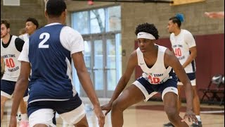 """2023 G Marquise """"Mookie"""" Cook- PT40 Highlights (2019)"""